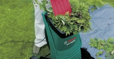 Comparatif meilleur broyeur de végétaux Bosch