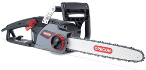 Test et avis sur la tronçonneuse électrique pour abattage Oregon CS1400